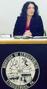 Mayor Tarah Probst