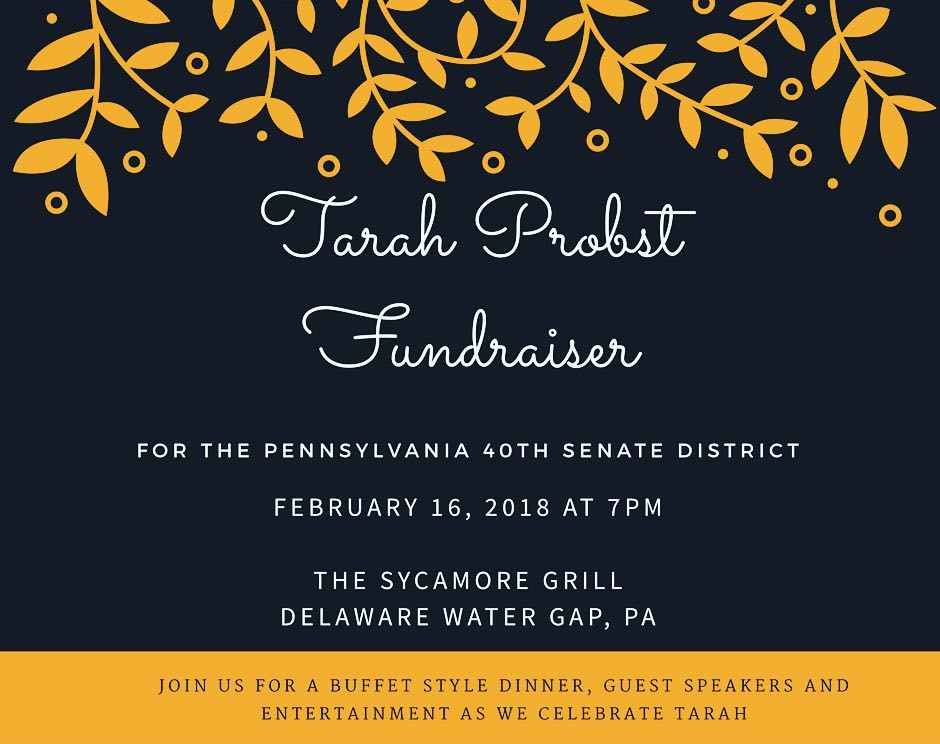 Tarah for Senate Fundraiser